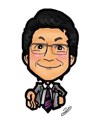 鈴木先生似顔絵.JPGのサムネール画像のサムネール画像